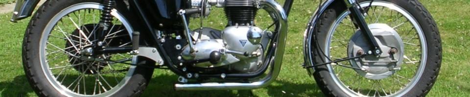 T8 Triumph Spares